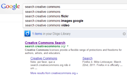 search creative commons