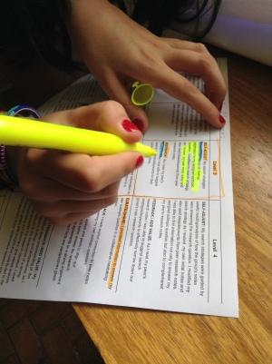 IR Class Peer Assessment Research